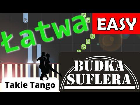 🎹 Takie Tango (Budka Suflera) - Piano Tutorial (łatwa wersja) 🎹