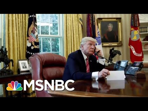 Wapo/NYT: Trump Whistleblower Complaint Centers On Ukraine | Velshi & Ruhle | MSNBC