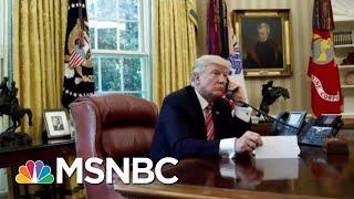 Wapo/NYT: Trump Whistleblower Complaint Centers On Ukraine | Velshi \u0026 Ruhle | MSNBC