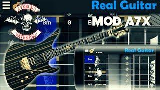 Real Guitar Mod Avenged Sevenfold A7X