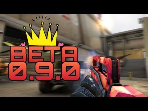 Beta 090  Standoff 2