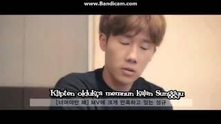 Naver Music Special - Sunggyu \The Answer\ Klip Çekimi (Türkçe Alt Yazılı)