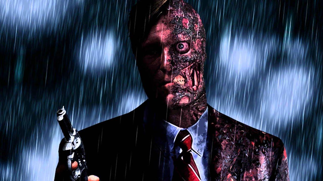 Harvey Two-Face - The Dark Knight Soundtrack - YouTube