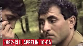 Pəhləvan komandır, ermənilərin 3 helikopterini məhv edən Əliyar Əliyev