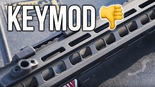 KeyMod Sucks - Now With More Proof!