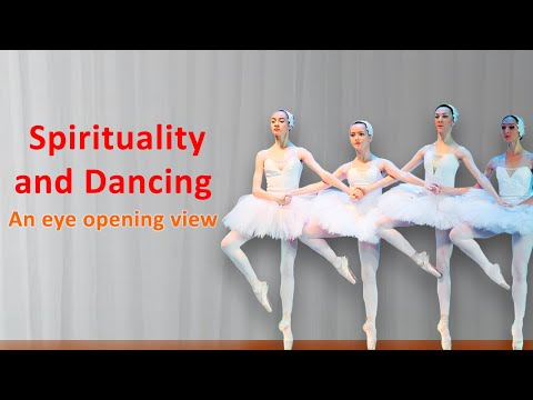 A Spiritual Perspective on Dance (Series on Sattvik Living)