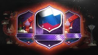 RUSSIA MASTERS / ELITES OPENING - World Cup campaign fifa mobile