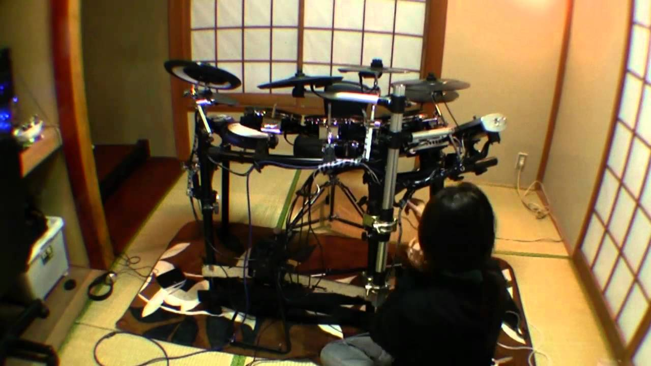 Roland V-Drum Kit - Operation