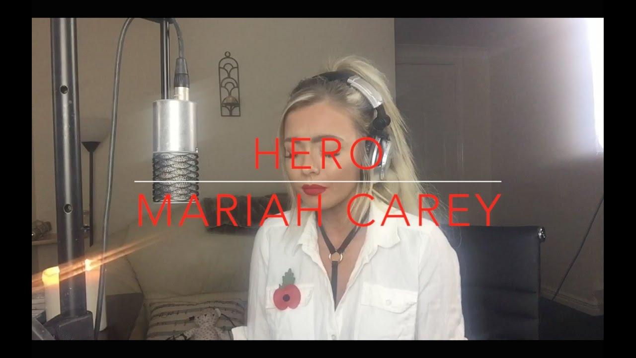 mariah-carey-hero-cover-samantha-harvey
