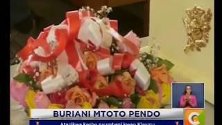 Mtoto Samantha Pendo yafanyiwa ibada ya wafu mjini Kisumu