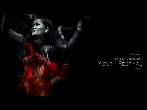 Youth Fest | Gauhati University | Official after movie | 2017