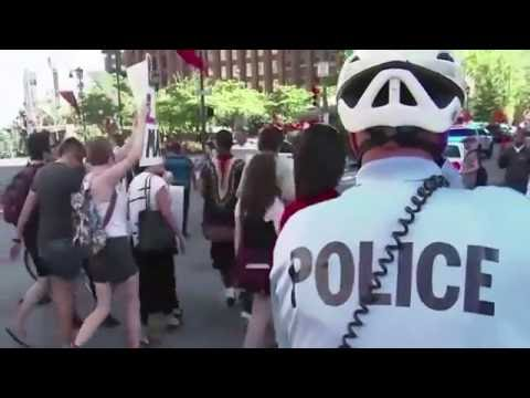 LIVE Police Protests in Philadelphia Courthouse in Michigan, Chicago, Cleveland, Atlanta Protest