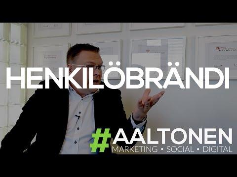 #Aaltonen Extra - Henkilöbrändi