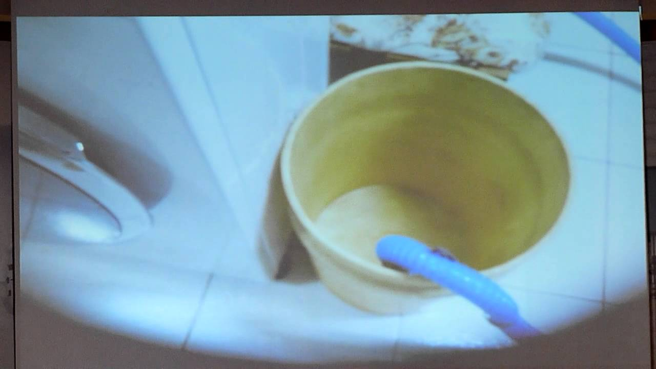 LG滾筒洗衣機泡沫清潔度測試 - YouTube
