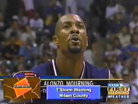 2000 USA Basketball Men's Olympic Team vs NCAA Select Team FULL GAME