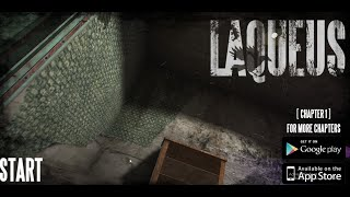 Laqueus Chapter 1 Walkthrough Gameplay || Laqueus Capítulo 1 Solución