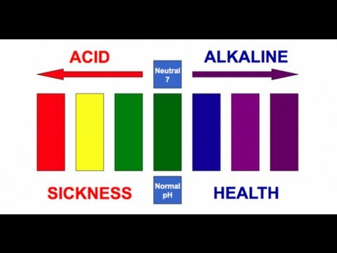 Alkaline Kangen Water Demonstration How Acidic Water Affects Our