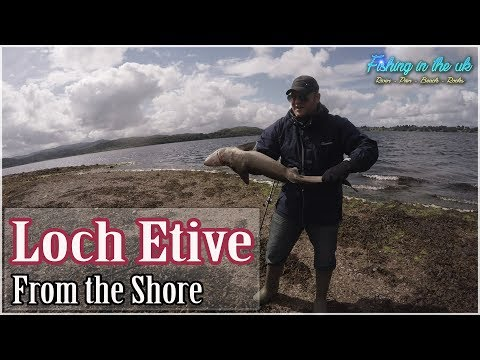 Loch Etive Shore Fishing
