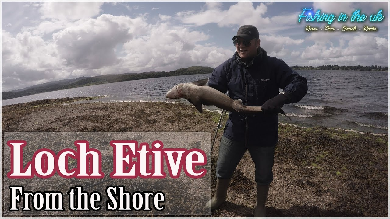 Loch Etive Shore Fishing