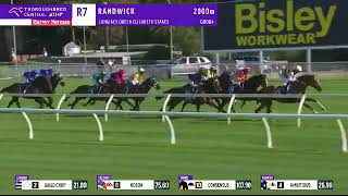 Winx matches Black Caviar&#39s 25 wins capturing her second Queen Elizabeth Stakes 2018