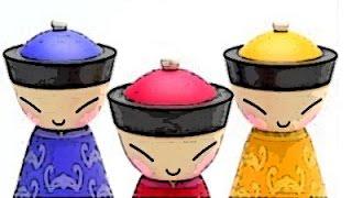 China china capuchina - Rimas y juegos infantiles - Subtitulado
