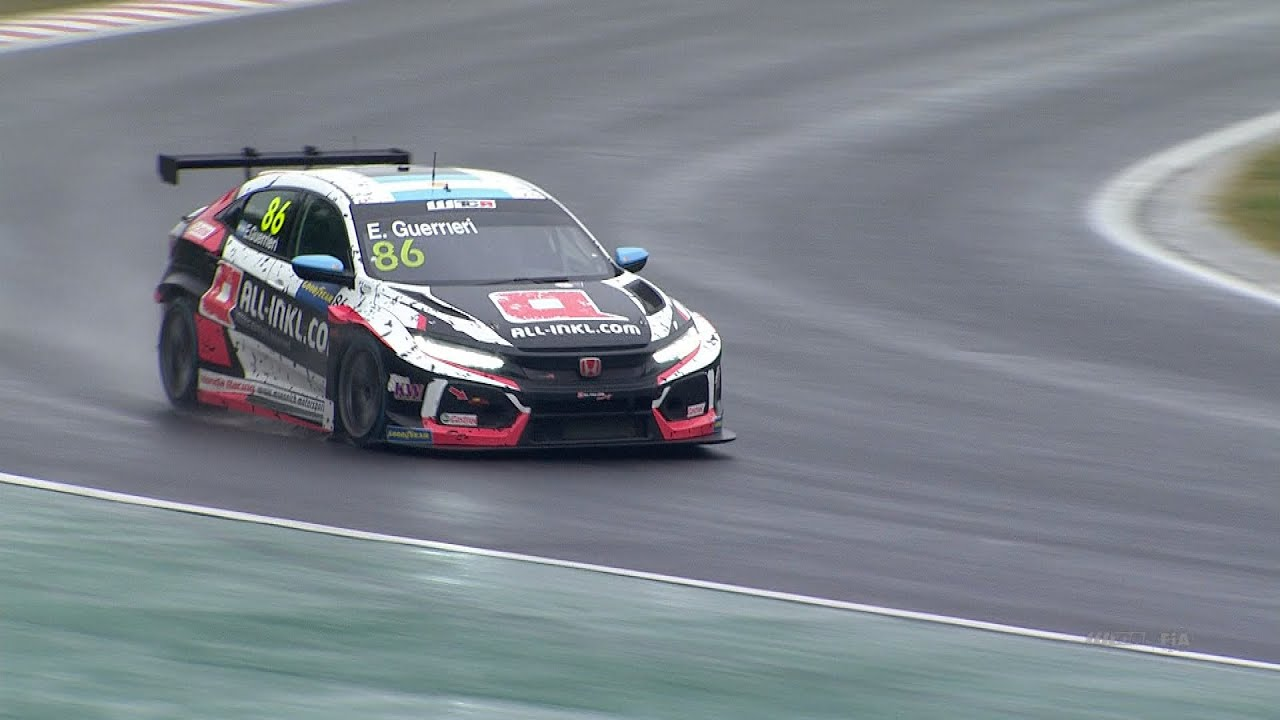 WTCR Hungary 2020 - Highlights Free practice 1