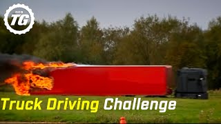 Download Truck Driving Challenge Part 2: Alpine Course Race - Top Gear - BBC Mp3 and Videos