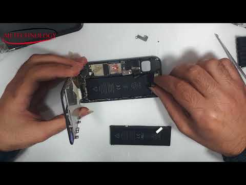 How to fix an iphone 5s battery