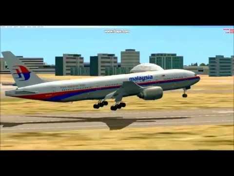 MH17 Malaysia Airline Amsterdam - Kuala Lumpur 17/07/2014
