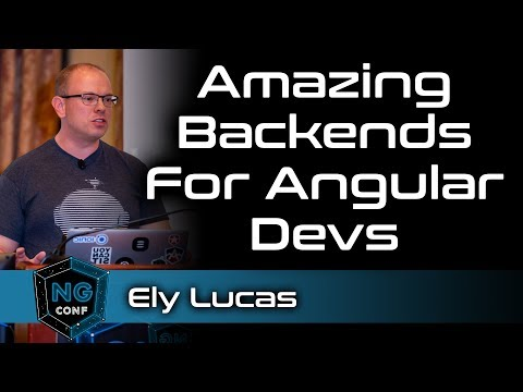 Amazing Backends for Angular Devs with NestJS | Ely Lucas thumbnail