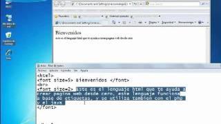 Creacion de Paginas Web - HTML 1