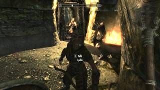 Skyrim Ep 15 - Limber up!
