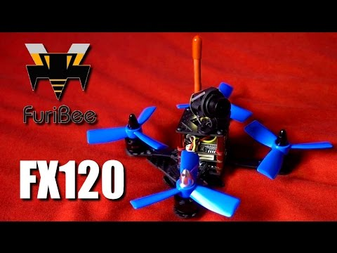 Furibee FX120 4s Brushless micro with OSD!