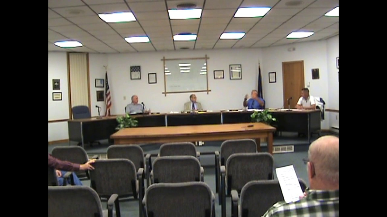 Rouses Point Village Board Meeting  9-3-19