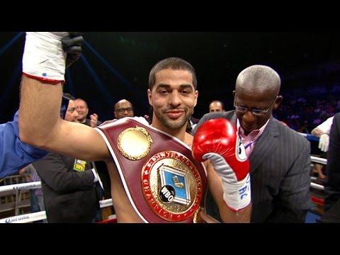 Sadam Ali Vs. Michael Clark - Full Fight - SHOWTIME Boxing