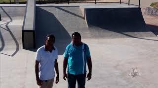 Vereadores Irmão Dedé e Luizinho visitaram a obra de revitalização da Lagoa do Pontal