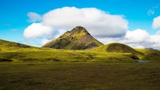 Hiking the Laugavegur Trail with Trek Iceland