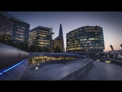 Picturing London in blackout
