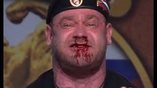 Mikhail Shivlyakov - 426kg/939lbs deadlift at 2018...