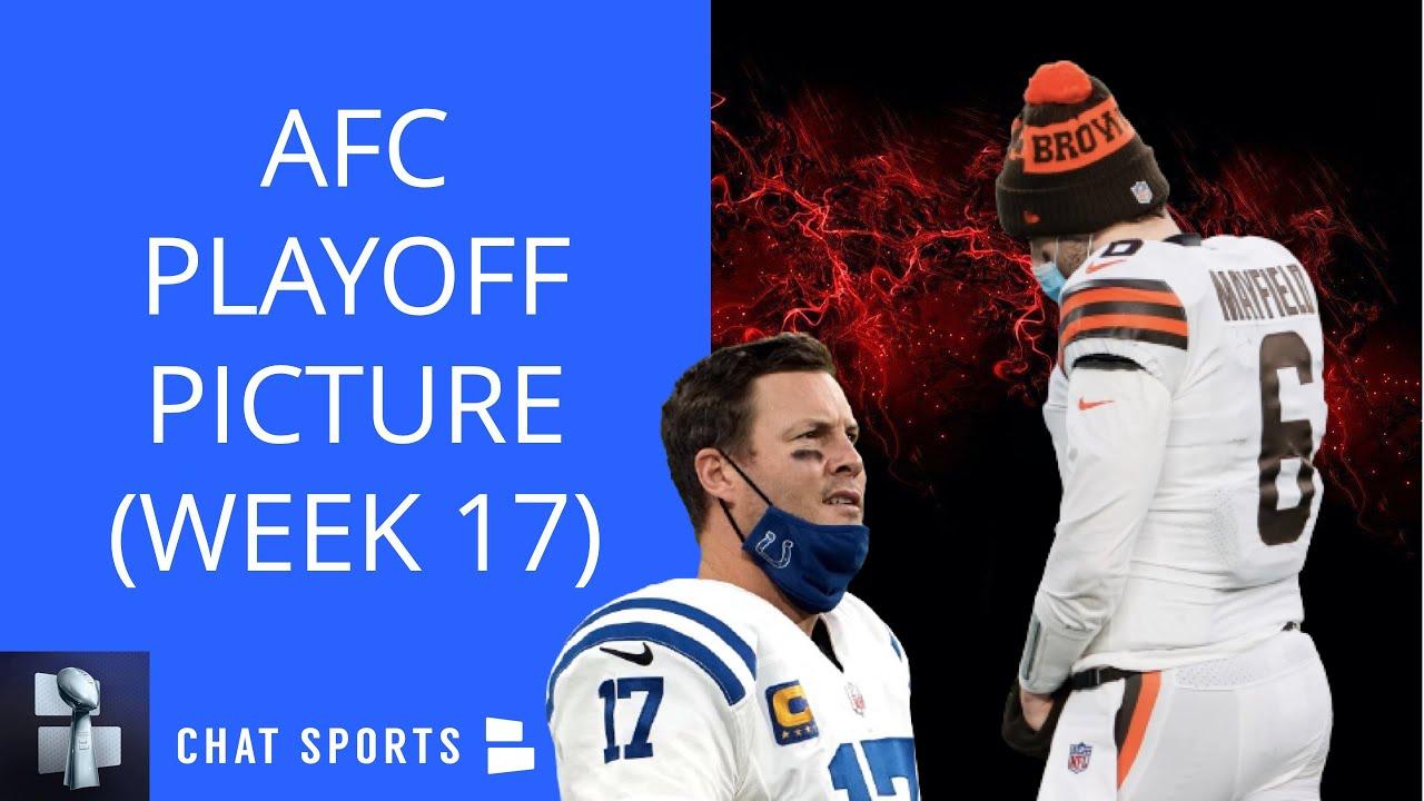 NFL playoff scenarios: Live, updated standings during Week 17 games