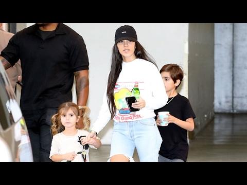 who is kourtney kardashian dating may 2017