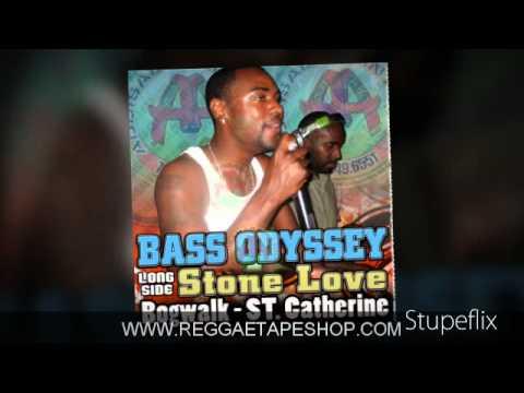 BASS ODYSSEY LS STONE LOVE BOGWALK ST CATHRINE