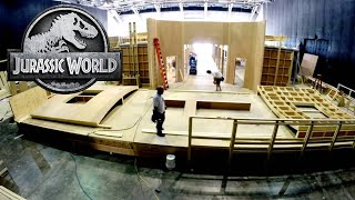 Jurassic World: Building the Creation Lab