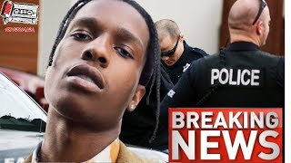BREAKING: Asap Rocky ARRESTED In Sweden!!