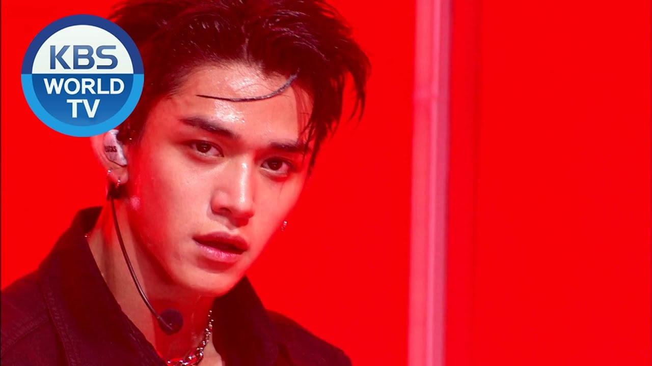 Wayv 웨이비 Bad Alive Music Bank 2020 07 31 Youtube