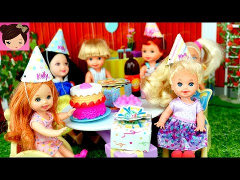 Frozen Toddler Elsa Birthday Party - Kids Fun Toy Show - Surprise Gift & Party Rides
