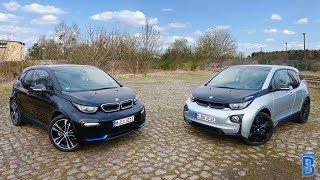 2018 BMW i3S vs. 2015 BMW i3: Ausführlicher Vergleich! - touchbenny