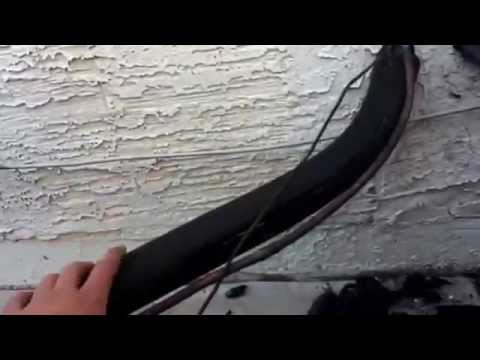 Hvac Refrigerant Line Insulation Youtube