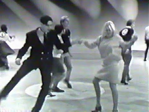 American Bandstand 1967 Swing Dance Contest Finalists You Got To Me Neil Diamond