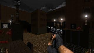 HELLBOUND - Level 2: Canal Road [Brutal Doom: Black Edition v3.1e Final]
